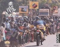 Eric Vargiolu et Marc Tournaire - Dakar 2004.