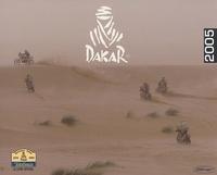 Eric Vargiolu et Marc Tournaire - Dakar 2005.