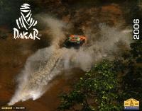 Eric Vargiolu et Marc Tournaire - Dakar 2006.