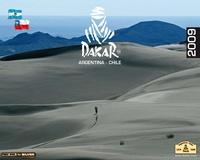 Eric Vargiolu et Marc Tournaire - Dakar Argentina-Chile.