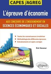 Rhonealpesinfo.fr L'épreuve d'économie aux concours de l'enseignement en sciences économiques et sociales CAPES/Agreg Image