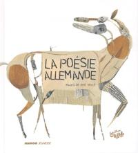 Eric Veillé et Carole Gündogar-Taithe - La poésie allemande.