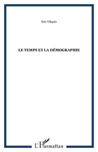 Eric Vilquin - Le temps et la demographie.