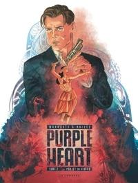 Eric Warnauts et  Raives - Purple Heart Tome 2 : Projet Bluebird.