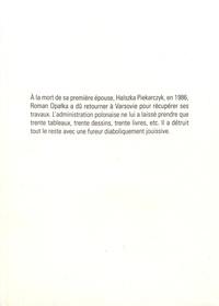 Eric Watier - L'inventaire des destructions.