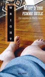 Eric Wright - Mort d'une femme seule.