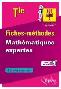 Eric Zabban - Mathématiques expertes Terminale.