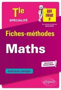 Eric Zabban - Spécialité Maths Tle.