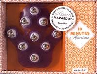 Coffret Massage anti-stress- Contient 1 livre et 1 gant de massage à billes - Erica Brealey |
