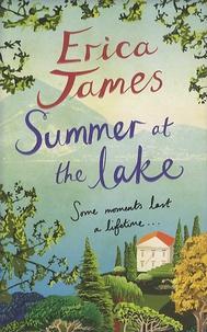 Erica James - Summer at the lake.