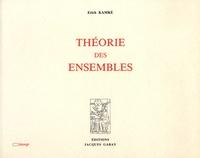 Erich Kamke - Théorie des ensembles.