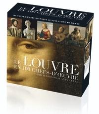 Erich Lessing et Anja Grebe - Le Louvre en 100 chefs-d'oeuvre.