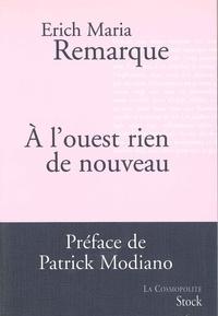 Téléchargement de livres DJVU A l'ouest rien de nouveau DJVU par Erich Maria Remarque