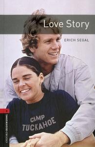 Erich Segal - Love Story.