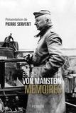 Erich von Manstein - Mémoires.