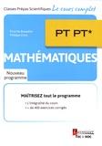 Erick de Brauwère et Philippe Crocy - Mathématiques PT PT* 2e année.
