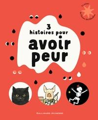 Erik Blegvad et Allan Ahlberg - 3 histoires pour avoir peur - La véritable histoire des trois petits cochons ; Les Bizardos ; Une histoire sombre, très sombre.