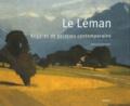Erik Chrispeels - Le Léman - Regards de peintres contemporains.