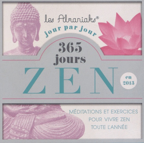 365 jours zen en 2013