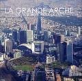 Erik Reitzel - La grande Arche sur l'axe historique de Paris.
