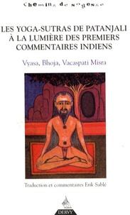 Corridashivernales.be Les Yogas-Sutras de Patanjali à la lumière des premiers commentaires indiens - Vyasa, Bhoja, Vacaspati Misra Image