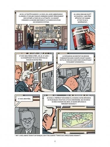 Les dossiers Kennedy Tome 2 La guerre en Europe