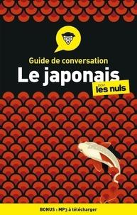 Google livres epub télécharger Guide de conversation japonais pour les nuls