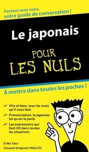 Eriko Sato et Vincent Grépinet - Le japonais pour les Nuls.