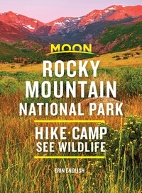 Erin English - Moon Rocky Mountain National Park - Hike, Camp, See Wildlife.