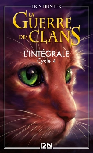 GUERRE DES CLAN  La guerre des clans - cycle 4 intégrale