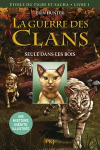 La guerre des clans : Etoile du Tigre et Sacha Tome 1 - Erin Hunter | Showmesound.org
