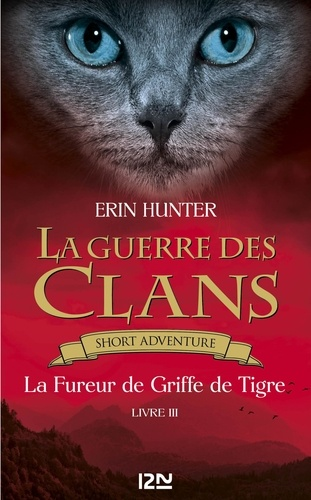 PDT VIRTUELPKJN  La guerre des Clans : La fureur de Griffe de Tigre