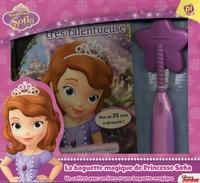 Erin Rose Grobarek - Princesse Sofia - Une licorne très talentueuse - Avec une baguette magique.