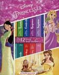 Erin Rose Wage et Emmanuelle Marmion - Disney Princesses - 12 livres tout-cartons.