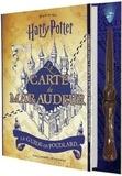 Erinn Pascal - La carte du Maraudeur - Le guide de Poudlard - Avec une baguette lumineuse pour lire et écrire à l'encre invisible !.