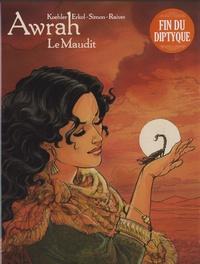 Erkol et Christian Simon - Awrah - Tome 2, Le maudit.