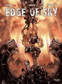 Erkol et Christian Simon - Edge of Sky Tome 1 : .