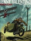 Erkol et Christian Simon - Lenny Valentino Tome 1 : Poison Town.