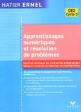 ERMEL et  INRP - Apprentissages numériques et résolution de problèmes CE2.
