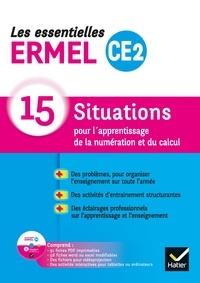 ERMEL - Les essentielles ERMEL CE2 - 15 situations pour l'apprentissage de la numération et du calcul. 1 Cédérom