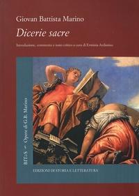 Giovan Battista Marino - Dicere sacre.pdf