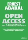 Ernest Abadal et Maria Teresa Miconi - Open Access - L'accesso aperto alla letteratura scientifica.