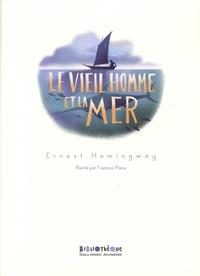 Google book téléchargeur complet Le vieil homme et la mer  9782070652891