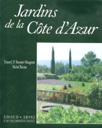 Ernest-Jean Boursier-Mougenot et Michel Racine - Provence et Côte d'Azur Tome 2 - Jardins de la Côte d'Azur.