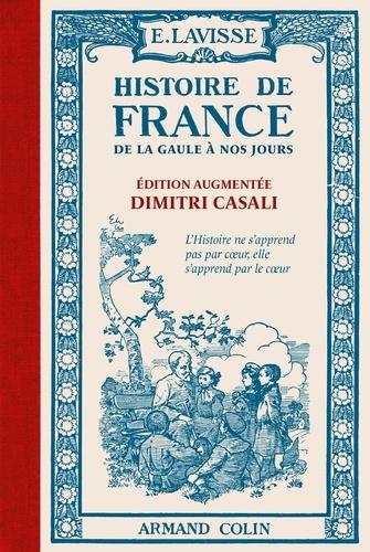 Histoire de France. Cours élémentaire