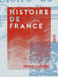 Ernest Lavisse - Histoire de France - Cours élémentaire.