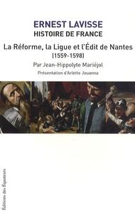 Openwetlab.it Histoire de France - Tome 11, La Réforme, la Ligue et l'Edit de Nantes (1559-1598) Image