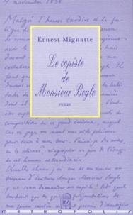 Ernest Mignatte - .
