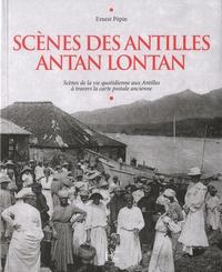 Deedr.fr Scènes des Antilles antan lontan - Scènes de la vie quotidienne aux Antilles à travers la carte postale ancienne Image