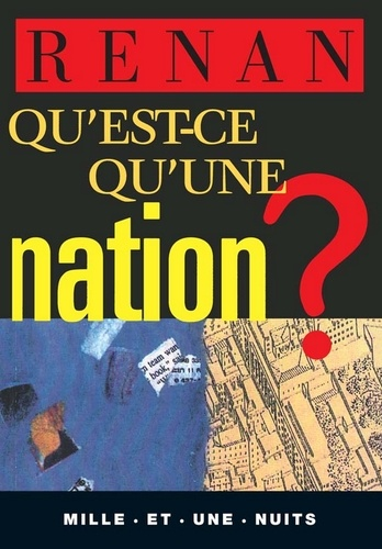 Qu'est-ce qu'une nation ? - Format ePub - 9782755501827 - 1,49 €
